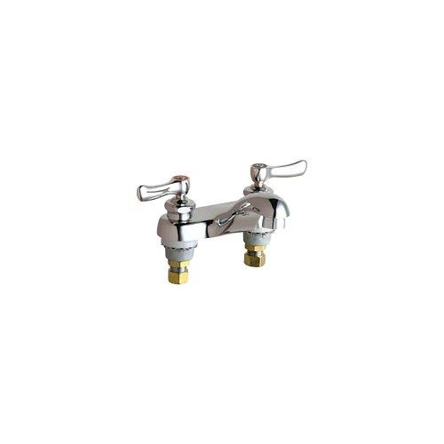 California Energy Commission Registered Lead Law Compliant 0.35 2 Handle Hot & Cold SINK Faucet Chrome