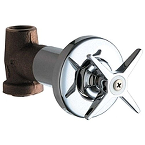CHICAGO FAUCET SINGLE CONTROL TUB & SHOWER VALVE, LEAD FREE