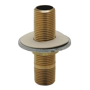CHICAGO FAUCET BRASS INLET SHANK, LEAD FREE