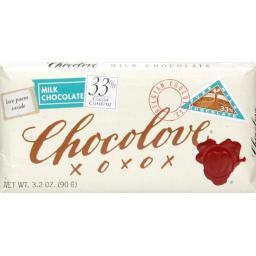 Premium Chocolate Bar - Milk Chocolate - Pure ( 12 - 3.2 OZ )