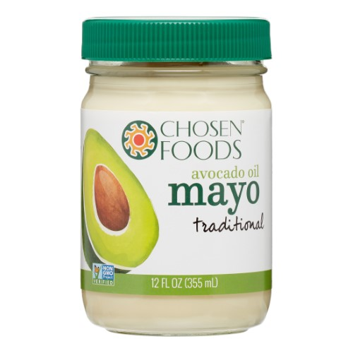 Avocado Oil - Mayo ( 6 - 12 OZ )