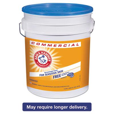 HE Compatible Liquid Detergent, Unscented, 5 gal Pail