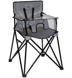 Ciao! Baby Portable High Chair, Grey