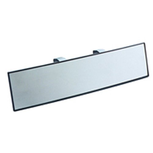 "Panoramic 12"" Rearview Mirror Clip-On Style"