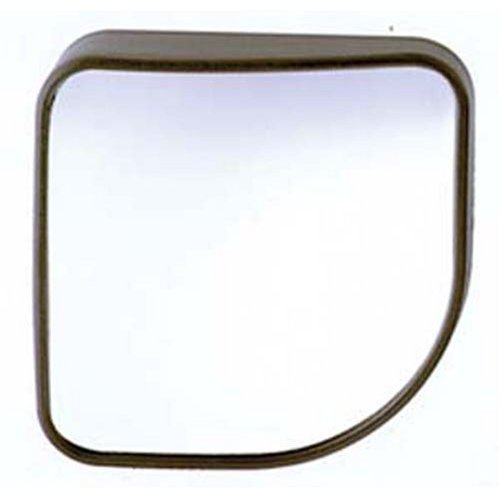 "Corner Wedge 3"" X 3"" Stick-On Convex HotSpot Mirror"