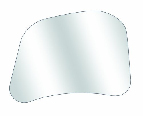 CIPA 10801GL Driver Side Replacement Glass for CIPA Custom Towing Mirrors