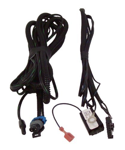 CIPA 36500WIRE Wire Harness for Wedge Base Auto Dimming Mirror with Compass, Temperature, and Map Lights (36500 )