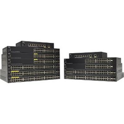 10-Port Gigabit Managed SFP Switch
