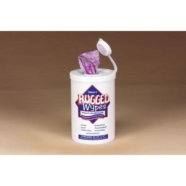 Rugged Wypes - 72/box