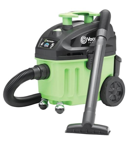 VACUUM WET/DRY PRO 4 GALLON 5HP