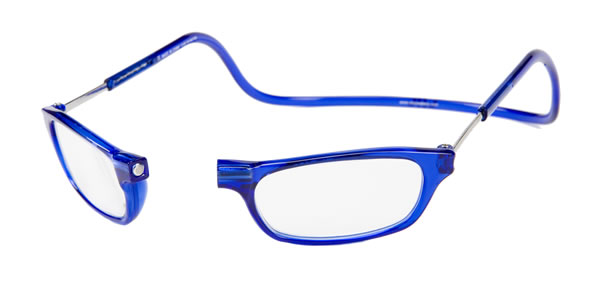CLIC GOGGLES BLUE125 READING GLASSES POLYCARBONATE OPTICAL