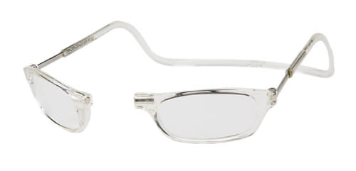 CLIC GOGGLES CLEAR 150 READING GLASSES MAGNETICALLY CLIC FROM