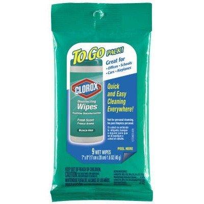 Anywhere Hard Surface Sanitizing Spray, 22oz Spray Bottle, 9/Carton