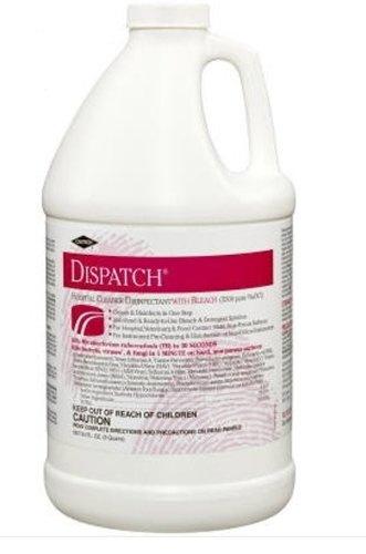 Clorox Dispatch Hospital Cleaner Disinfectant, 6 - 64-oz. Bottles