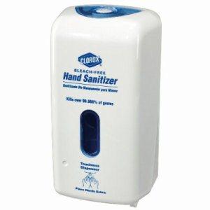 Clorox Touchless Hand Sanitizer Dispenser,