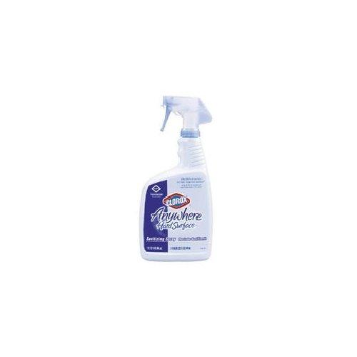 Anywhere Hard Surface Sanitizing Spray, 32oz Spray Bottle