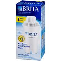 Brita 35501 Pitcher Replacement Filter, For Use With All Brita Pitchers