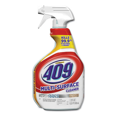 Multi-Surface Cleaner, 22 oz Spray Bottle,9/Carton