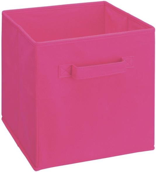 Closetmaid 880 Drawer, For Use with Cubical Storage Units, Non-Woven Polypropylene Fabric, Fushia