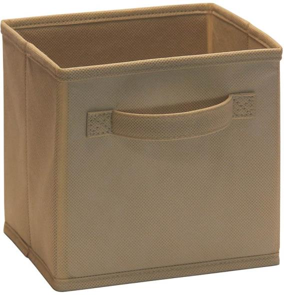 Closetmaid 785 Drawer, For Use with Cubical Storage Units, Fabric, Mocha