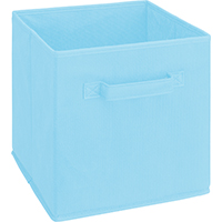 Closetmaid 8700-17 Drawer, For Use with Cubical Storage Units, Fabric, Pastel Blue