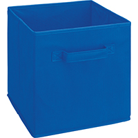 Closetmaid 8699-17 Drawer, For Use with Cubical Storage Units, Fabric, Royal Blue