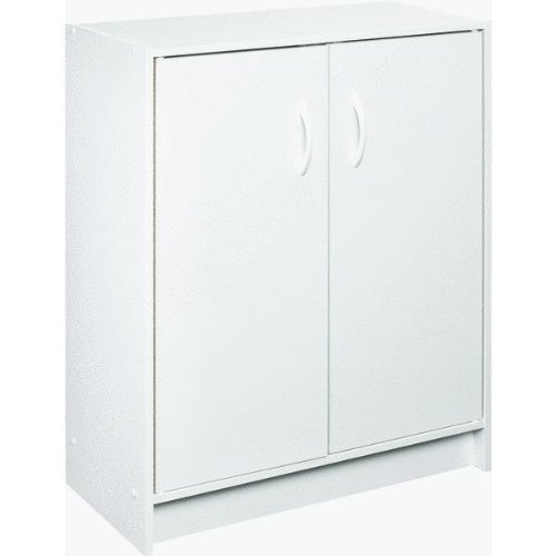 2 DOOR WHITE ORGANIZER