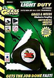 3600 GRASS GATOR WEED I HEAD