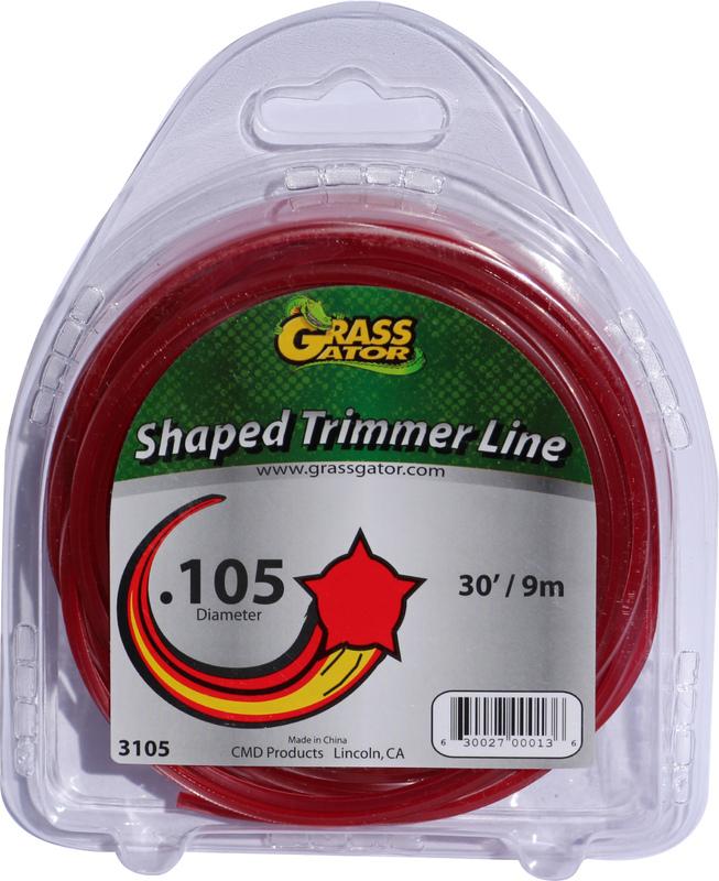 3105L 30 FT. .105 STAR TRIM LINE