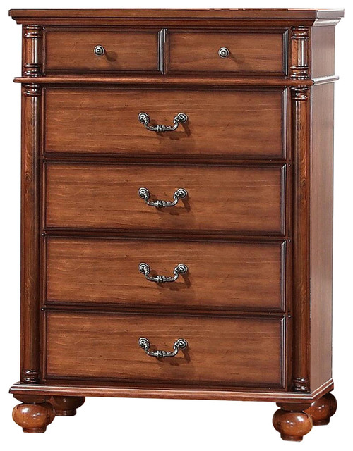 Cambridge 5 Drawer Raleigh Chests