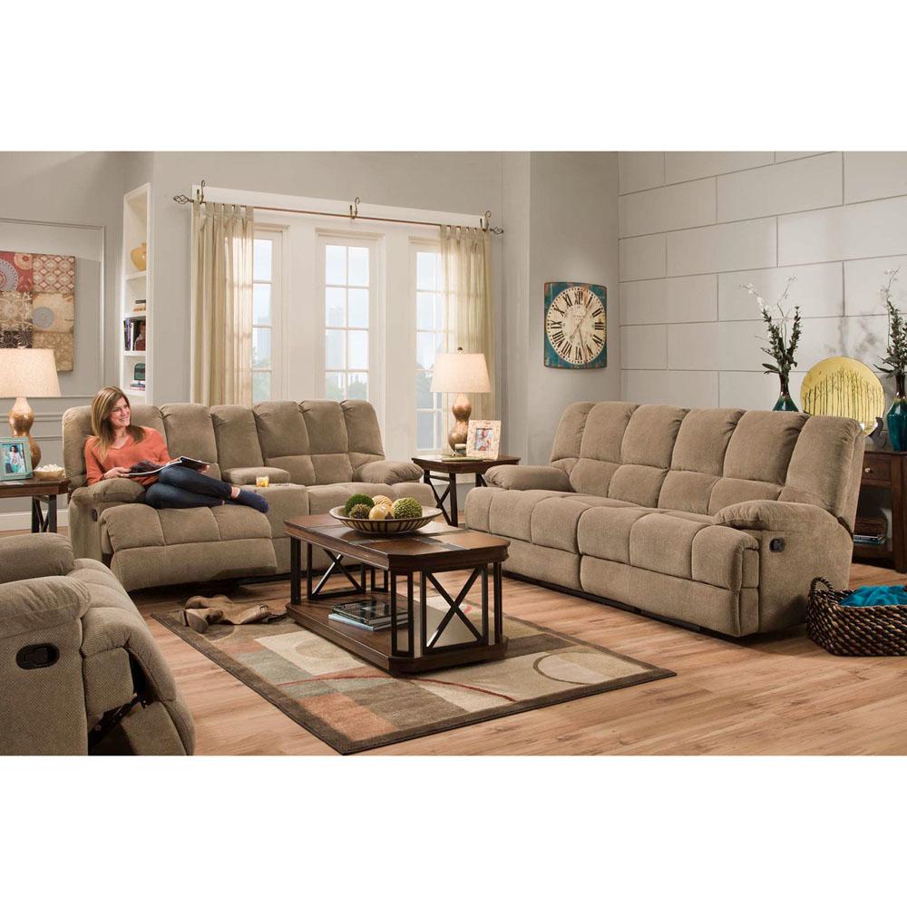 Penn Double Reclining Sofa