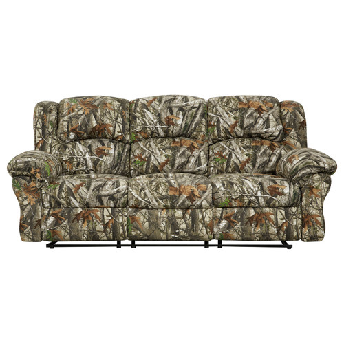 Camo Double Reclining Sofa