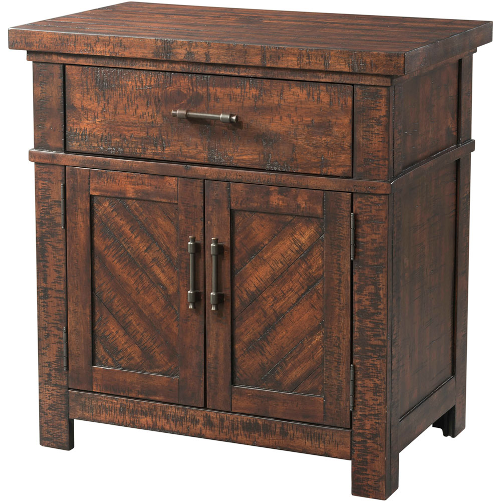 Montana Storage Nightstand