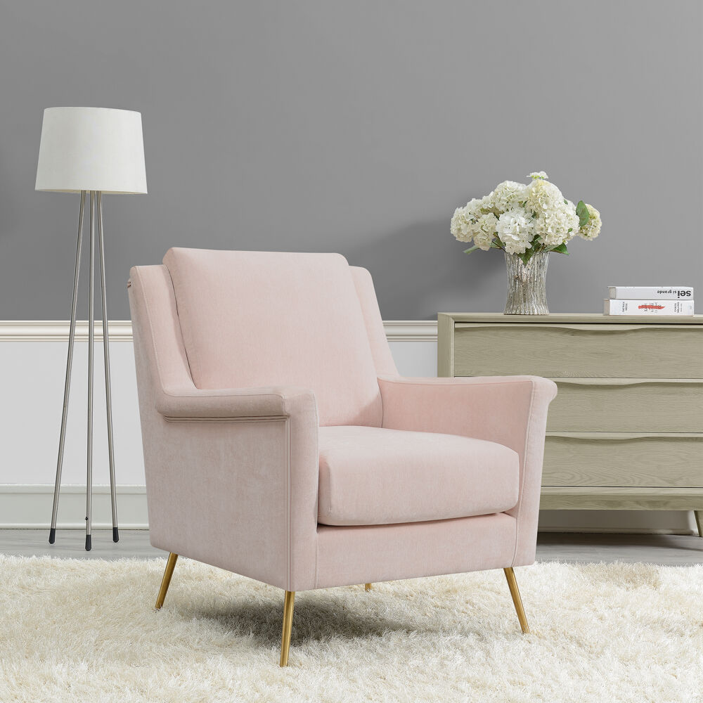 """Blossom Accent Chair, 29""""Wx34""""Dx36""""H"""