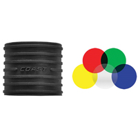 Coast 20186 Flashlight Filter Kit