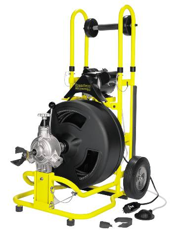 SPEEDWAY DRAIN CLEANING MACHINE 3/4 IN. X 100 FT.