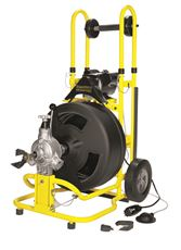 SPEEDWAY POWER AUGER DRAIN CLEANING MACHINE, 5/8 IN. X 100 FT. CABLE