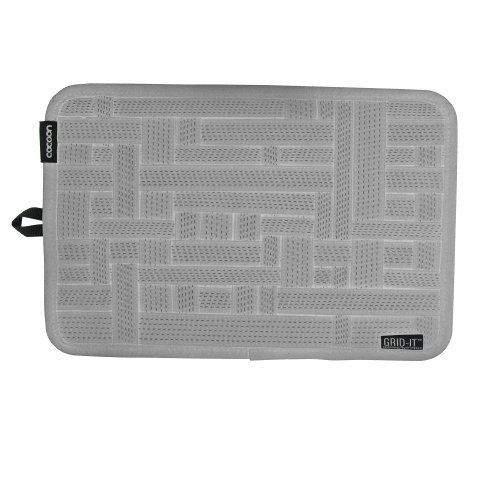 "COCOON CPG10GY 8"" x 12"" GRID-IT! Organizer (Gray)"