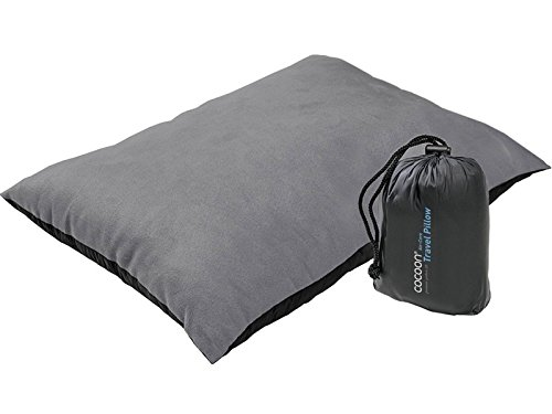 Cocoon Aircore Pillow, Gray/Charcoal