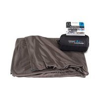 Cocoon CoolMax Travel Blanket, Chocolate