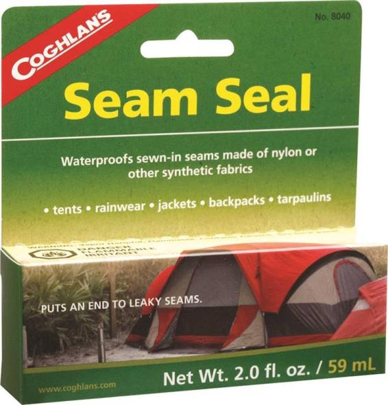 Coghlan'S 8040 Seam Seal, 2 oz, Off-White, Liquid