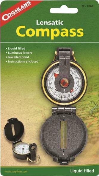 Coghlan'S 8164 Lensatic Compass