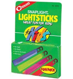 Coghlan's Light Sticks for Kids
