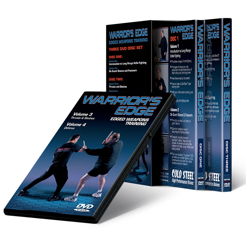 Warrior's Edge 3 DVD Set