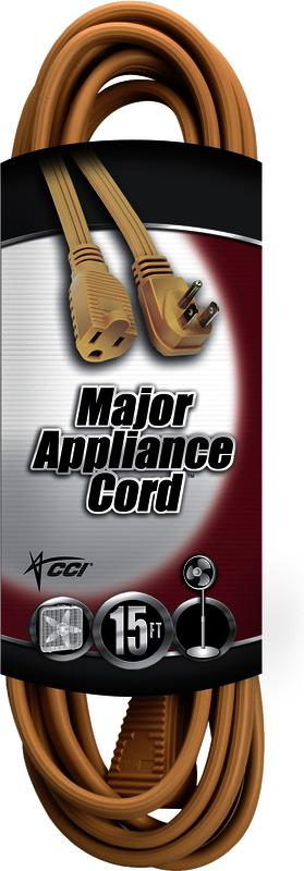 03536 14/3 15 FT. BEIGE A/C CORD