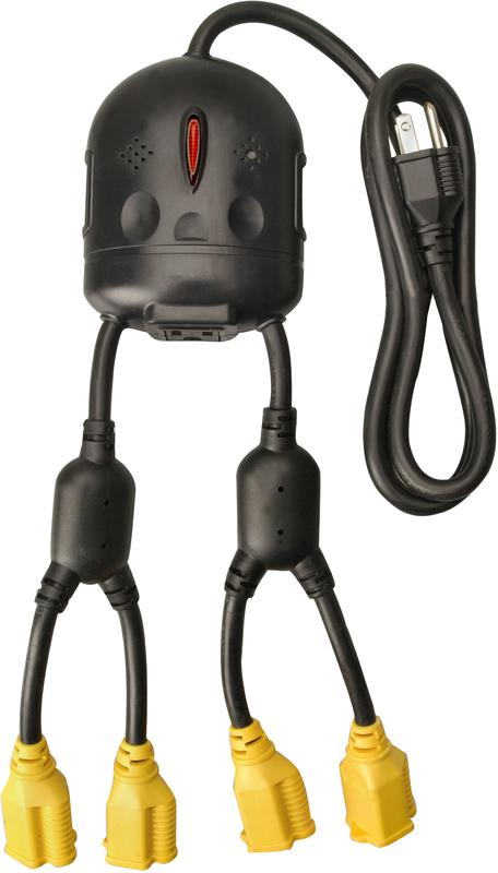 04921-88-06 5 OUT POWER STRIP