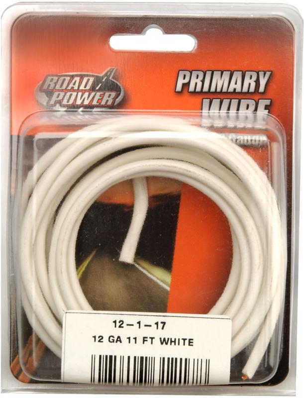 12-1-17 12GA WH PRIMARY WIRE