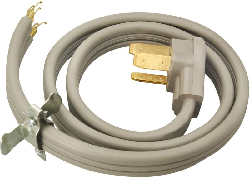 09014 50A 4 FT. GRAY RANGE CORD