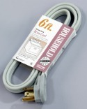 09126 10/3 30A 6 FT. DRYER CORD