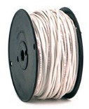 250 FEET WHITE 20-5 PVC JACKET CABLE